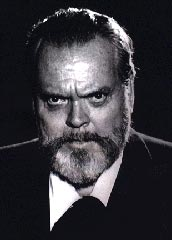 This is Orson Welles speaking