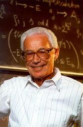 Beno Eckmann y lo maravilloso de las Matemáticas